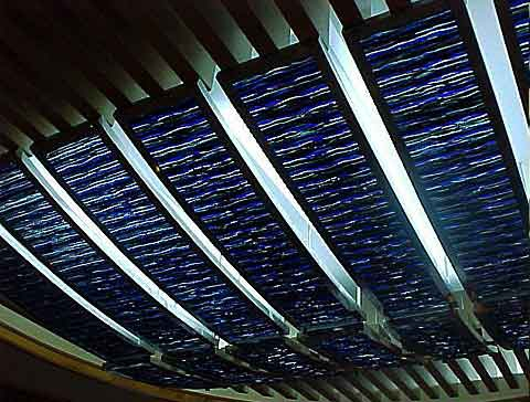 Lapin Dining Ceiling
