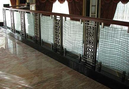 Railing Glass Panel