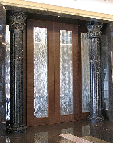 Door Glass Panel