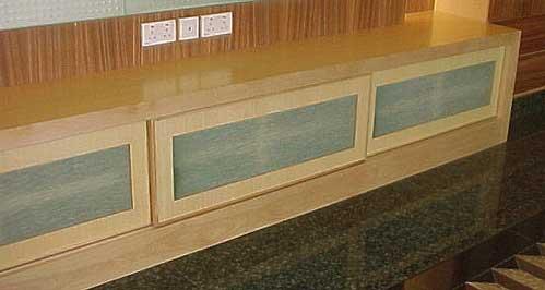 Glass Cabinet Inserts
