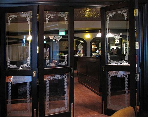 Glass Dividers & Door Panels