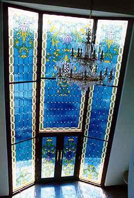 Glass Wall & Door